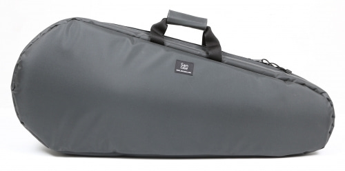 Violin TRIANGLE Case Cover (Gray)P