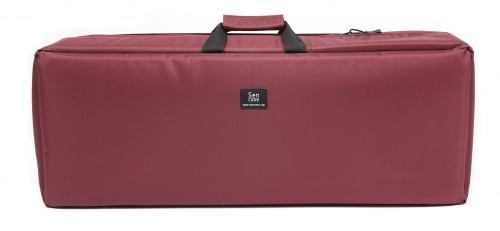 Violin Case SQUARE Cover (Wine)